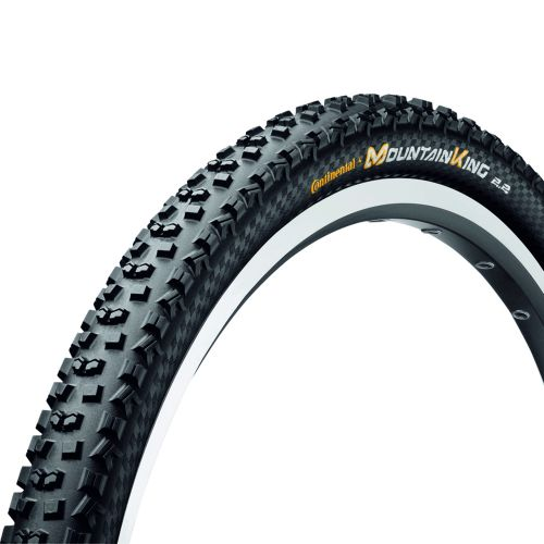 Pneu Vtt 26 X 2.20 Continental Mountain King Performance Noir Tubetype-Tubeless Ts (57-559)