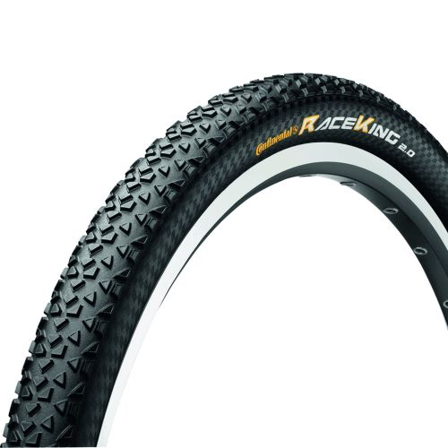Pneu Vtt 26 X 2.00 Continental Race King Performance Noir Tubetype-Tubeless Ts (50-559)