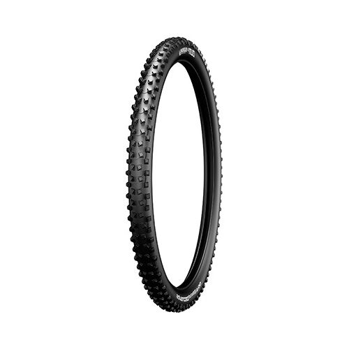 Pneu Vtt 29 X 2.00 Michelin Wildmud Advanced Noir Tubeless Et Tubetype (Avant - Arriere) Ts (52-622)