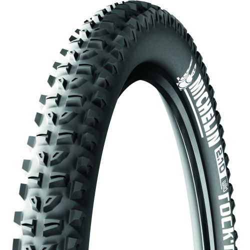 Pneu Vtt 27.5 X 2.35 Michelin Wildrock'R2 Advanced Tubeless Et Tubetype Reinforced Gumx (Avant - Arriere) Ts (60-584) (650B)