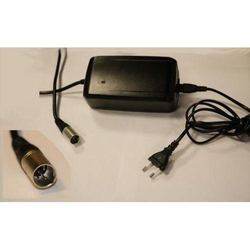Chargeur De Batterie EnergyPak Pour Vélo Electrique Giant (36V / 4A Et 5Pin, Prise Type G / UK)