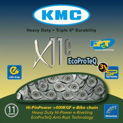 Chaine 11 Vitesses KMC Spécial Vae X11E EPT