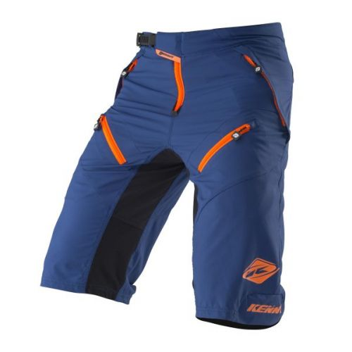 Short Kenny Havoc Bleu/Orange