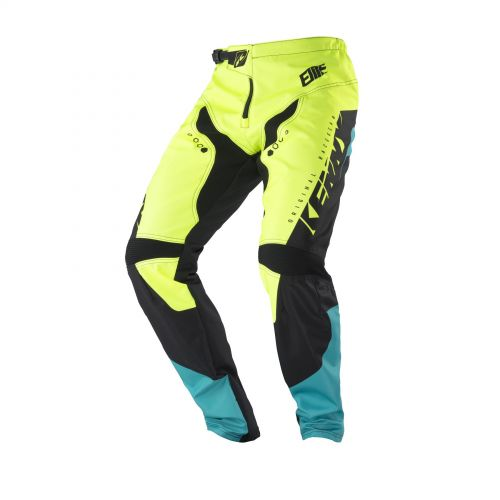 Pantalon Kenny Elite Enfant Jaune Fluo