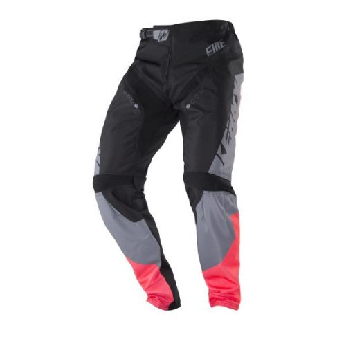 Pantalon Kenny Elite Enfant Noir/Coral