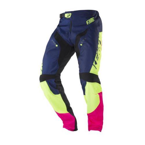Pantalon Kenny Elite Enfant Navy/Lime