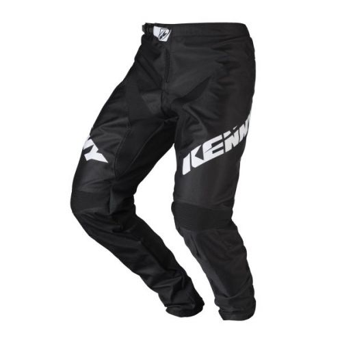 Pantalon Kenny Elite Pro Light Enfant Noir/Blanc