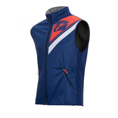 Bodywarmer Kenny Enduro Navy/Orange Fluo