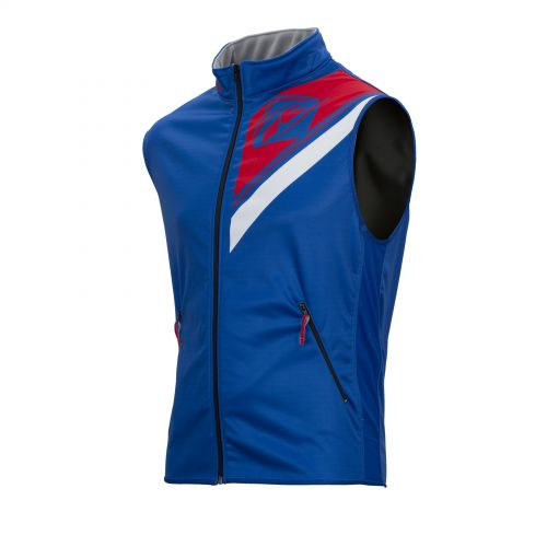 Bodywarmer Kenny Enduro Bleu/Rouge