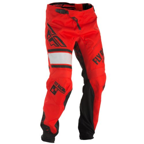 Pantalon Fly Kinetic Bicycle Bicycle Rouge