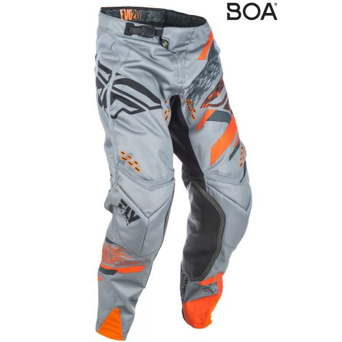 Pantalon Fly Evolution 2.0 Gris/Orange