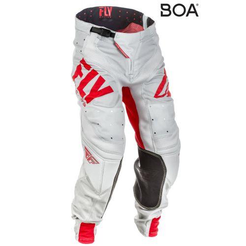 Pantalon Fly Lite Hydrogen Rouge/Blanc