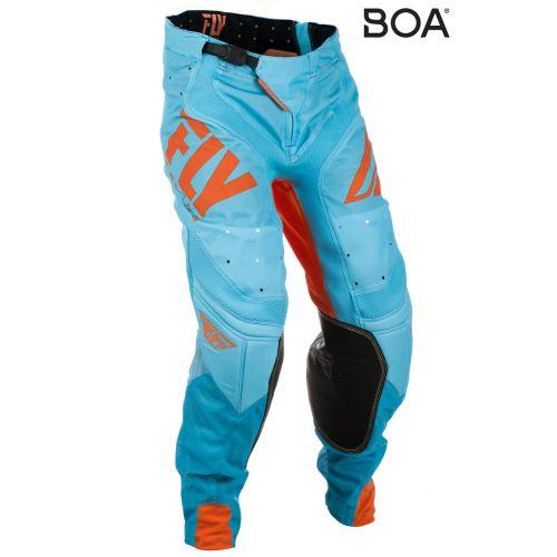 Pantalon Fly Lite Hydrogen Orange/Bleu