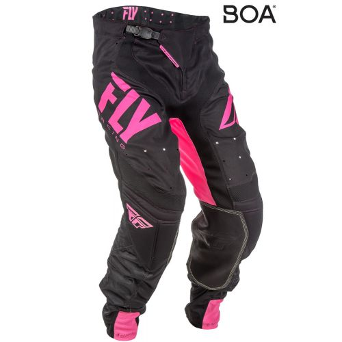 Pantalon Fly Lite Hydrogen Rose/Noir