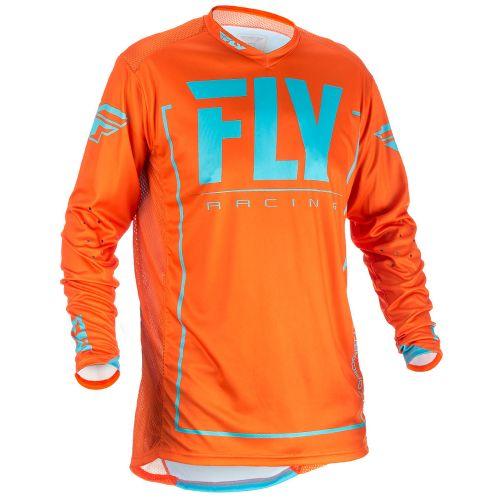 Maillot Fly Lite Hydrogen Orange/Bleu