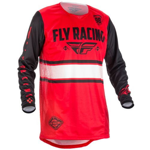 Maillot Fly Kinetic Era Rouge