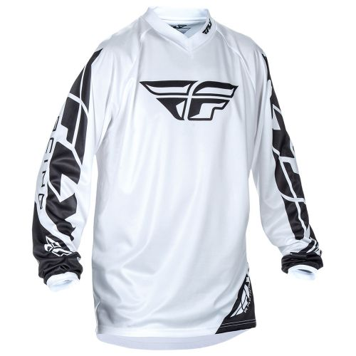 Maillot Fly Universal Jersey Blanc