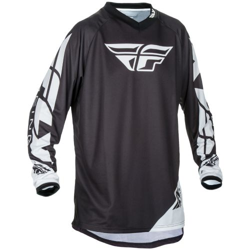 Maillot Fly Universal Jersey Noir