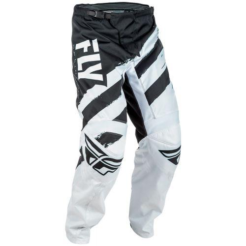 Pantalon Enfant Fly F-16 Noir/Blanc