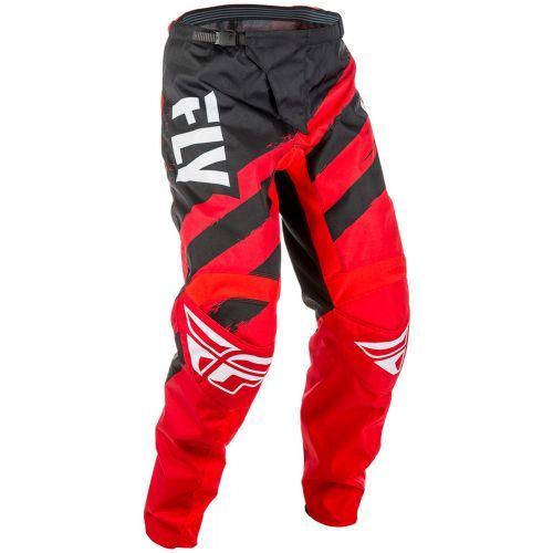 Pantalon Enfant Fly F-16 Rouge/Noir