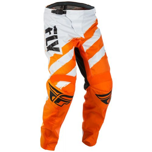 Pantalon Enfant Fly F-16 Orange/Blanc