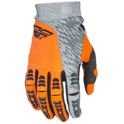 Gants Fly Enfant Evolution 2.0 Orange/Gris