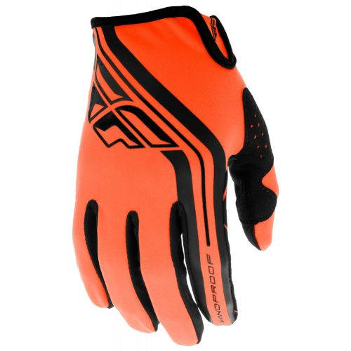 Gants Fly Lite Windproof Orange/Noir