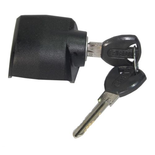 Serrure Batterie Bosch Montée Sur Cadre Haibike Noir