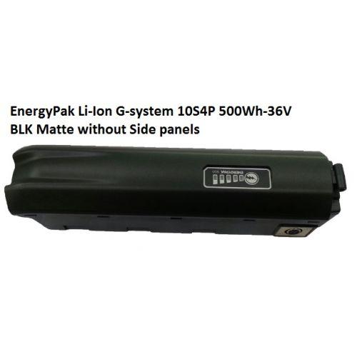 Batterie Li-Ion Intégrée Pour Giant Full-E 10S4P 500Wh-36V Sans Cache