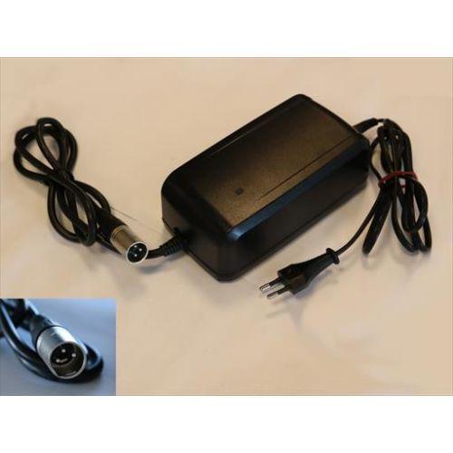 Chargeur De Batterie EnergyPak Pour Vélo Electrique Giant (36V / 4A Et 3Pin, Prise Type F / Europe)