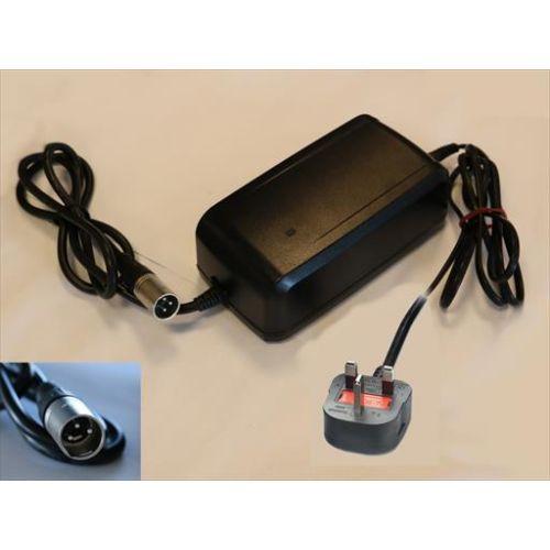 Chargeur De Batterie EnergyPak Pour Vélo Electrique Giant (36V / 4A Et 3Pin, Prise Type G / UK)