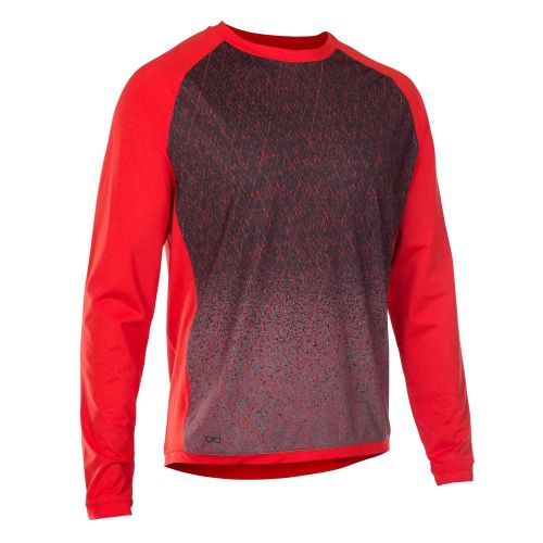 Maillot Manches Longues Ion Traze Amp 2018 - Rouge