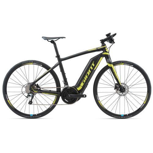 Vélo De Course Electrique Giant Fastroad E+ 2018