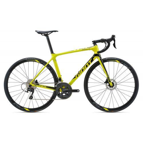Vélo De Course Giant Tcr Advanced 2 Disc Kom 2018