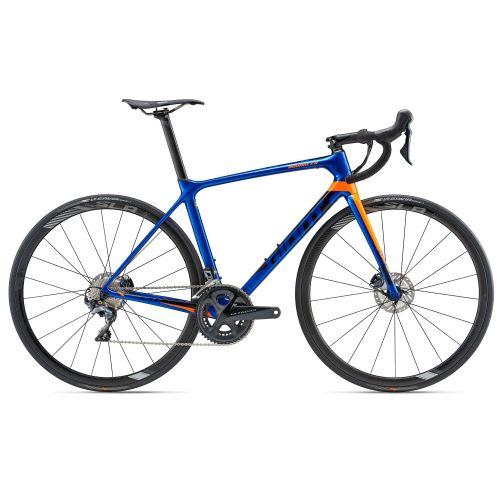 Vélo De Course Giant Tcr Advanced Pro 1 Disc 2018