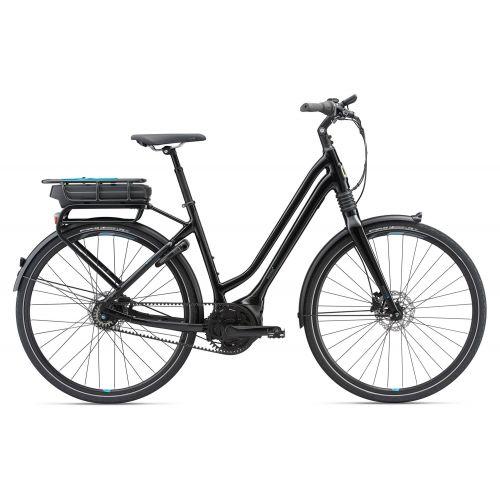 Vélo De Ville Electrique Giant Prime E+ 1 Lds 2018