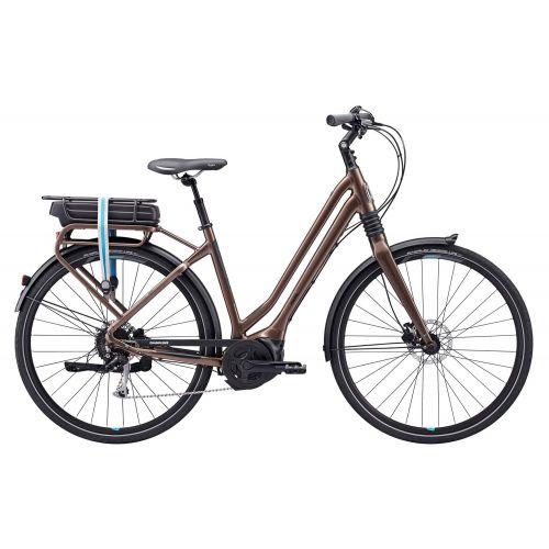 Vélo De Ville Electrique Giant Prime E+ 3 Lds 2018