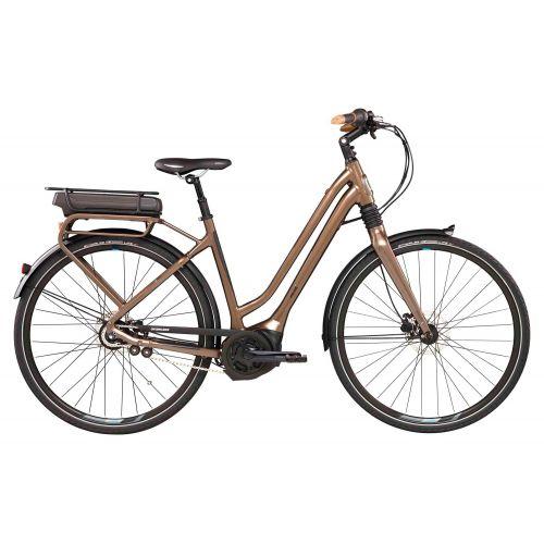 Vélo De Ville Electrique Giant Prime E+ 3 N8 Lds 2018