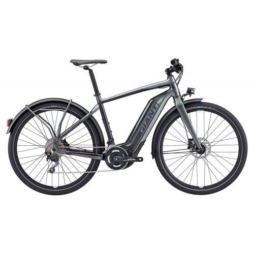 Vélo De Ville Electrique Giant Quick E+ 2018