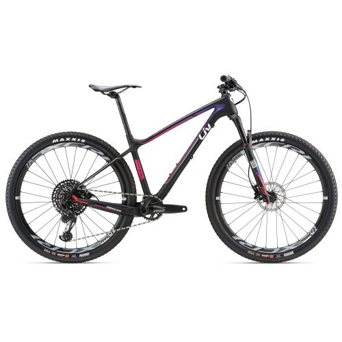 Vtt Semi-Rigide Femme Liv Obsess Advanced 1 2018
