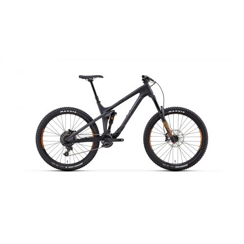 Vtt Tout-Suspendu Rocky Mountain Slayer Carbon 30 Gris/Noir - 2018