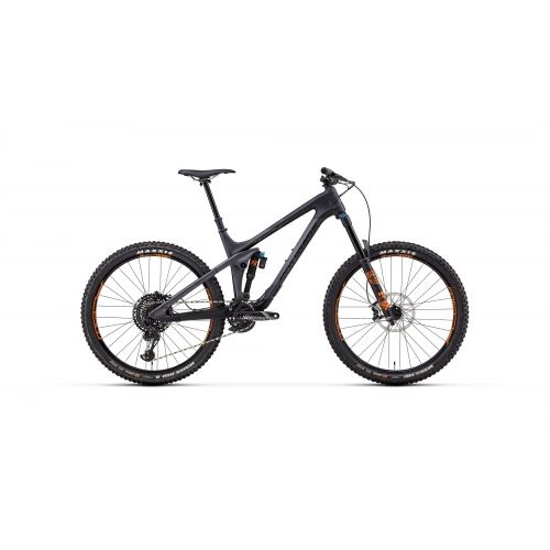 Vtt Tout-Suspendu Rocky Mountain Slayer Carbon 70 Gris/Noir - 2018