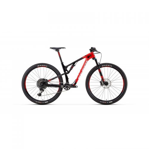 Vtt Tout-Suspendu Rocky Mountain Element Carbon 70 Xco Edition Noir/Rouge - 2018