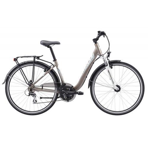 Vélo De Ville Giant Argento 3 Lds - Marron/Menthe