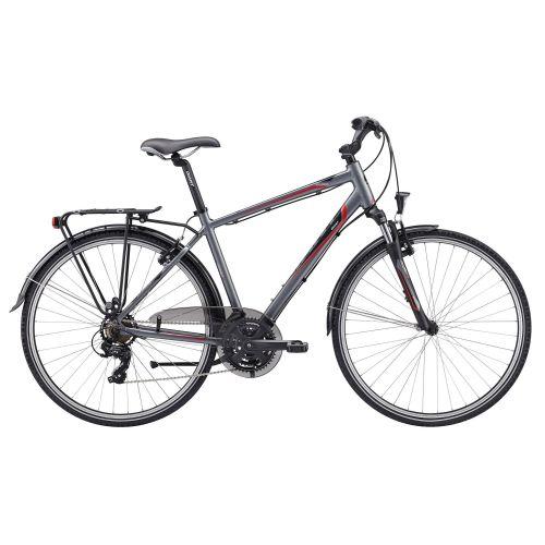 Vélo De Ville Giant Argento 4 Gts - Gris/Rouge