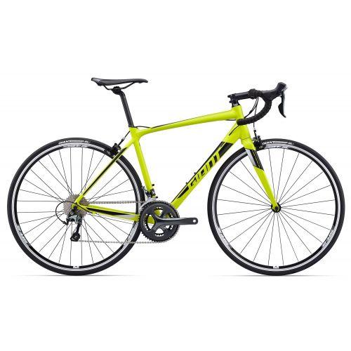 Vélo De Route Giant Contend Sl 2 - Jaune/Noir