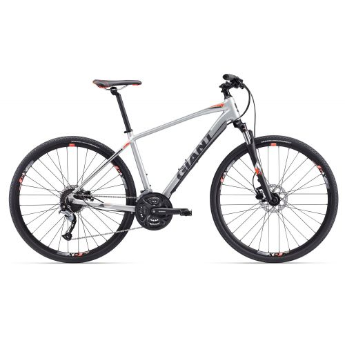 Vtc Giant Roam 2 Disc - Gris/Rouge