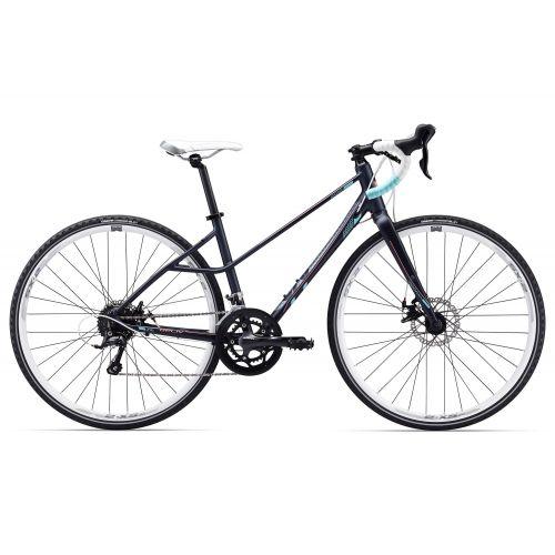 Vélo Tout Chemin Femme Liv Beliv 1 - Gris