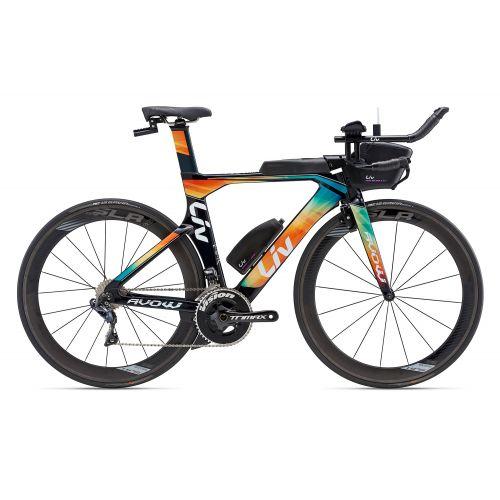 Vélo De Route Femme Liv Avow Advanced Pro 1 2018