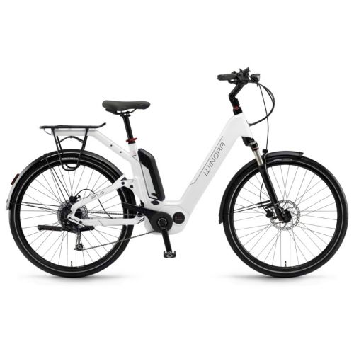 Vélo Electrique Winora Dyo 9 monotube 500Wh 28